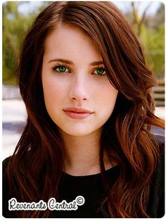 Beautiful Best Hair Color for Green Eyes and Warm Skin