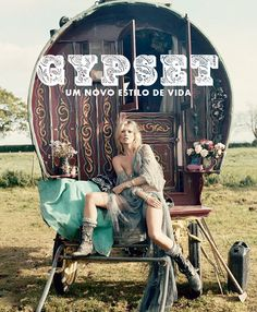 Gypset a new style.