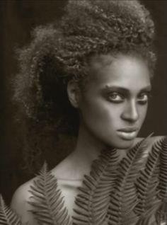 B&W Beauty Shots - Cycle 5 (Nik Pace)
