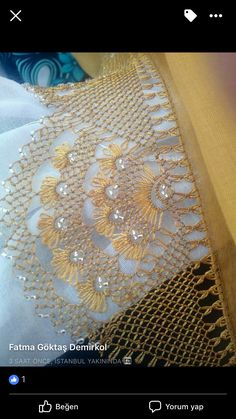 This Pin was discovered by Keb Needle Lace, Bobbin Lace, Embroidery Applique, Embroidery Designs, Sewing Case, Teneriffe, Tatting, Diy And Crafts, Handmade