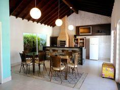 Jeito de Casa: Ideias para revestir churrasqueiras!