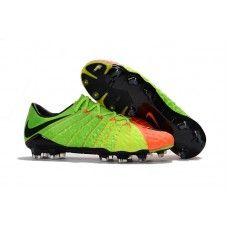 36b507efe2e9 Best Nike Hypervenom Phantom III FG Soccer Cleats - Electric Green Black Hyper  Orange