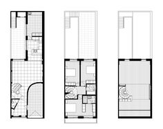 Image 27 of 28 from gallery of Caxinas House / AUZprojekt. Floor Plan