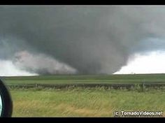 INCREDIBLE TORNADO VIDEO - Manchester, SD F-4 Wedge!! - YouTube. some funny commentary and i especially like the last 10 or so seconds hahaha