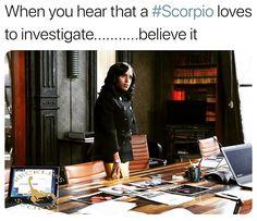 Scorpio Funny, Scorpio Zodiac Facts, Scorpio Traits, Scorpio Quotes, Zodiac Signs Astrology, My Zodiac Sign, Morning Routine School, Scorpio Star Sign, Funny Relatable Memes