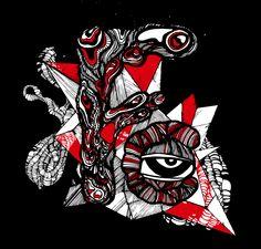 T-shirt design for a dance crew