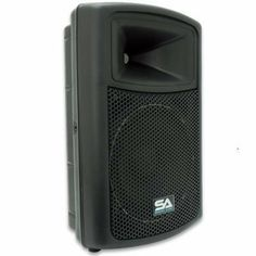 """Seismic Audio - NPS-15 - Pro Audio PA DJ 15"""" Speakers - Lightweight Molded Cabinets - 600 Watts by Seismic Audio. $189.99. Professional PA/DJ 15"""" Molded SpeakersModel Number: NPS-15 (15"""" Molded Speaker)15"""" Molded Full Range PA/DJ Speaker Cabinet600 Watts RMSTitanium Compression DriverWide Dispersion HornFrequency Response: 45Hz-20KHzSensitivity: 98 dB8 OhmHxWxD: 30"""" x 21"""" x 16""""Weight 40 lbs1/4"""" and Speakon inputsCan be daisy chainedPole MountLightweight ABS plast..."""