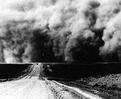 Dust Bowl -always reminds me of my Grandpa Pete, and his family.
