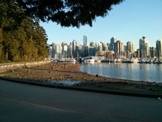 Stanley Park in Vancouver, BC I would always see my uncle playing and singing...