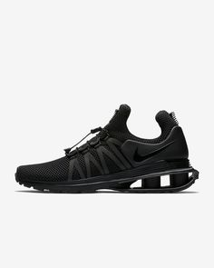 buy popular 107ff 0c5e3 Nike Shox Gravity Men s Shoe Nike Shox, Air Max Sneakers, All Black Sneakers ,