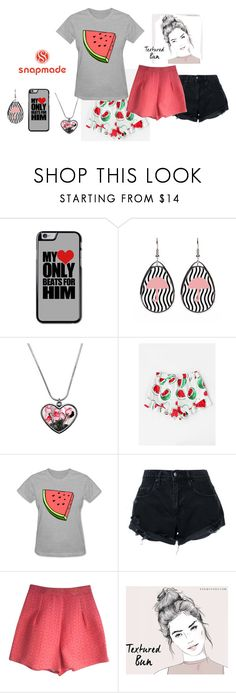 """""""Untitled #54"""" by sarahaaaaa ❤ liked on Polyvore featuring Nobody Denim and Sophie Hulme"""