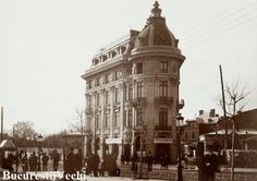 Bucharest Romania, Historical Architecture, My Town, Time Travel, Empire State Building, Old Houses, Old World, Old Photos, Google Images