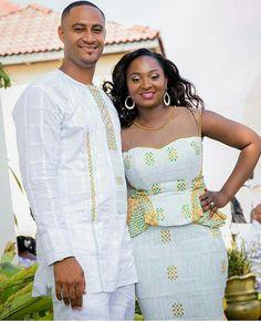 I Do Ghana + Photo by TIXS Multimedia + Gown by Pistis Ghana + Ghana Wedding + Ghana Fashion + African Wedding + African Fashion