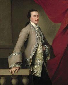 Circle of Thomas Hudson (1701-1779), Portrait of a gentleman