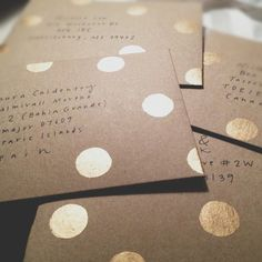 minna so | cards | holidays | hand lettering