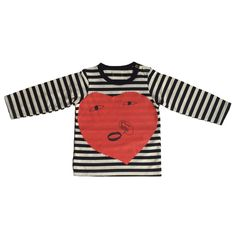 Love Long Sleeve Tee - Stripe
