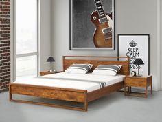 Łóżko drewniane - czerp z natury. http://domomator.pl/lozko-drewniane-czerp-natury/