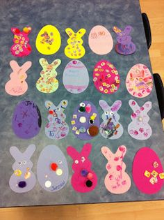 Easter Crafts with momstown | momstown Newmarket Aurora
