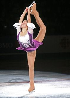 Alissa Czisny -Purple/Lilac Figure Skating / Ice Skating dress inspiration for Sk8 Gr8 Designs.