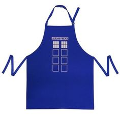 Why be The Doctor when you could be Doctor Chef :)