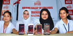 """Engineering Students of Aryans Group of Colleges, Chandigarh developed an app for the time Management for fasting during """"Ramadhan"""" month. For more info www.aryans.edu.in To download click https://play.google.com/store/apps/details…"""