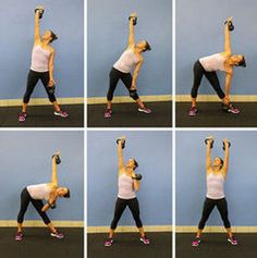 20 Ways to Work Your Abs Without Crunches- Why not try something different?