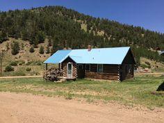 Bill Castello's old cabin