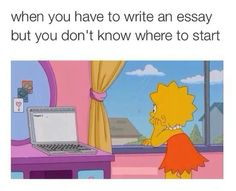 i hate writing essays
