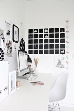 Calendario DIY: Organiza tus tareas | El rincón de Sonia