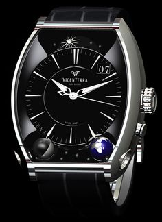 VicenTerra Luna Watch