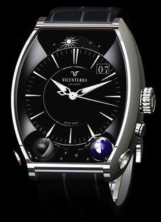 VicenTerra Luna Watch