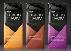 Nestlé Black Magic on Packaging of the World - Creative Package Design Gallery