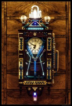 Flux capacitor - The Back to the Future - Steampunk version By Zackary / CooL ۞ GeaR - Jócucc Steampunk 亗 Dr. Emporio Efikz 亗