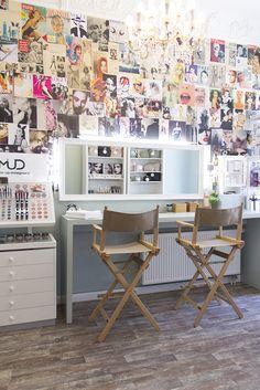 JACKS beauty department Berlin Make-up Station
