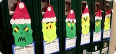 Students write about the things that make them Grinchy with this fun activity!