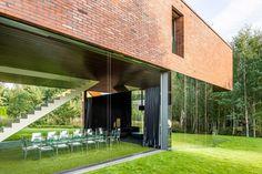 Living Garden Houses - Robert Konieczny