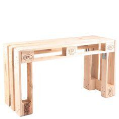Outdoor-Sitzgruppe BJÖRN SET, bestehend aus einem Tisch und zwei Sitzbänken Mit dem BJÖRN SET entscheiden Sie sich für eine robuste und handgearbeitete Sitzgruppe in Bar-Höhe. Das Set besteht aus zwei Hochbänken und einem Bar Tisch...