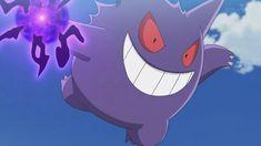 Gengar Pokemon, Pokemon Go, Pokemon Universe, Pokemon Stuff, Mood Pics, Banners, Sonic The Hedgehog, Magic, Icons