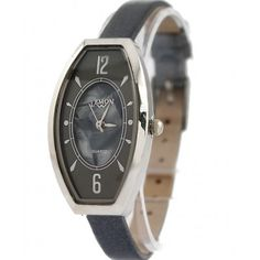 FW634G New Dark Gray Band Dark Gray Watchcase Women Japan Movement Fashion Watch