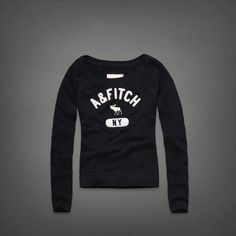 Womens Haven Sweatshirt | Womens Hoodies | Abercrombie.ca ($32) found on Polyvore