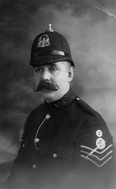 Manchester City Police Sergeant C12