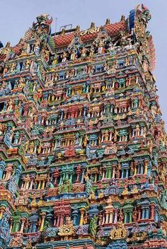 Incredible India - Community - Google+Meenakshi Temple Madurai