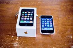 iPhone 3GS購入