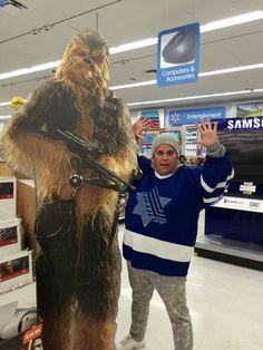 Walmart fun, Mel