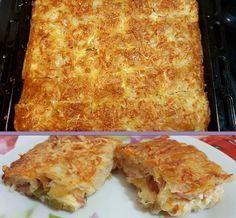 Ελληνικές συνταγές για νόστιμο, υγιεινό και οικονομικό φαγητό. Δοκιμάστε τες όλες Cookbook Recipes, Cooking Recipes, Savory Muffins, Food Dishes, Lasagna, Sweet Recipes, Macaroni And Cheese, Bakery, Recipies