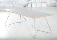 OK Design . on a string table