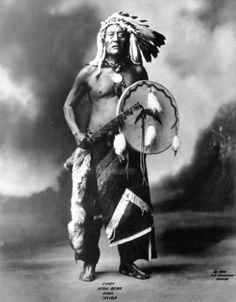 High Bear (Mato Wakantuya) - Hunkpapa Lakota