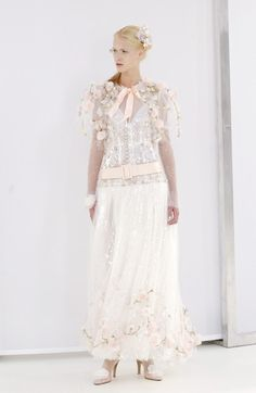 Chanel at Couture Spring 2006 - StyleBistro