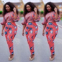 Rock the Latest Ankara Jumpsuit Styles these ankara jumpsuit styles and designs are the classiest in the fashion world today. try these Latest Ankara Jumpsuit Styles 2018 African Fashion Designers, Latest African Fashion Dresses, African Print Dresses, African Print Fashion, Africa Fashion, African Dress, Latest Fashion, African Attire, African Wear