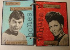 One Tiny Star Trek Thing Gallery! - ORGANIZED CRAFT SWAPS